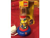 Lego go glow night light torch rechargeable VGC £5