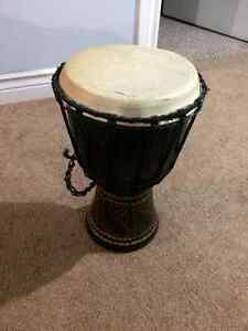 African Drum.....needs a new skin