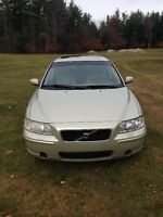 2006 Volvo S60 2.5L Turbo Auto AWD Spec Ed Sedan