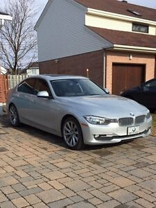 2014 BMW 320i - X drive - Lease takeover $456. + tax
