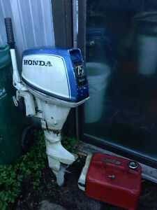 7.5hp Honda Twin