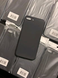 iPhone 7 and 8 plus silicone case