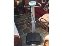 vibrapower plate vibration plates for sale gumtree. Black Bedroom Furniture Sets. Home Design Ideas