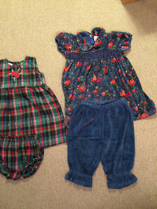 Toddler Girl 12 - 18 months winter clothing London Ontario image 4