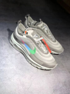 Brand New DS Nike off white x air max 97