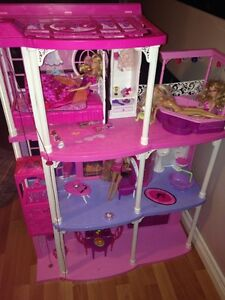 DOLL HOUSE FOR SALE-$185.00 OR BEST OFFER!
