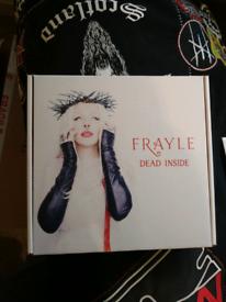 """Frayle - Dead Inside - 7"""" Box Set - Brand New"""