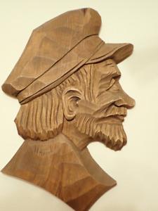 sculpture sur bois Saint-Jean Port Joli