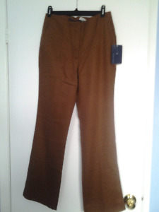 Brand New Zara Basic straight leg dress pants 30x30 inch