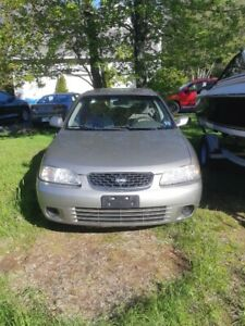 2001 Nissan Sentra GXE for sale need gone!!