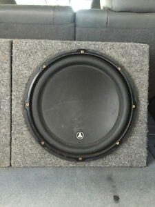 2 JL Subs and Amp for Sale!