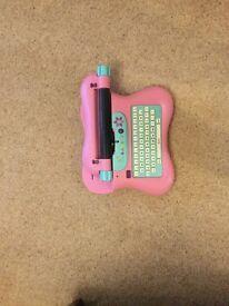 BarbieTypewriter