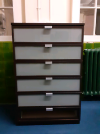 IKEA Tall Boy w 6 drawers