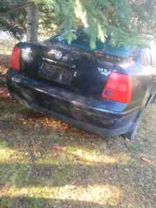 1998 Volkswagen Passat parts car