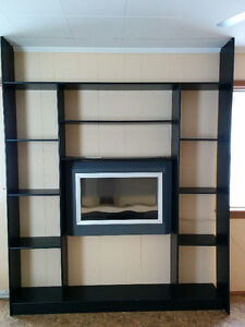 Dimplex Wall-mounted Electric Fireplace