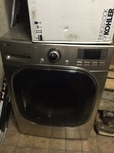 LG gas Dryer Sécheuse 7.4 cu.ft.