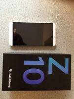 Blackberry z10 like new