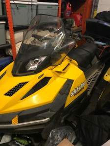 2014 Ski Doo Tundra LT 550F For Sale