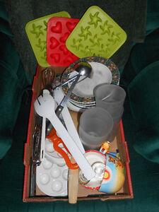 Miscellaneous housewares lot