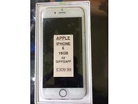 Apple iphone 6 16gb o2 giff gaff
