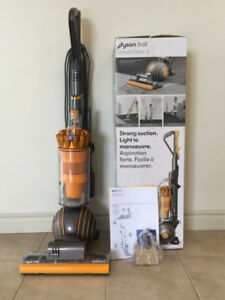 Vacuum (Dyson & Powerforce) and Microwave (RCA) for sale