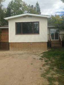 Upgraded Mobile on Double Lot at Northside