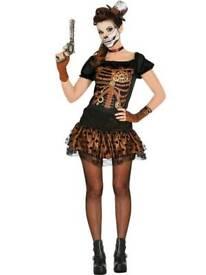 Steampunk Skeleton Fancy Dress