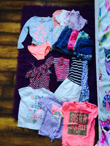 3T, 4T, 5T girl clothes