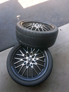 18 inch mags 5x112