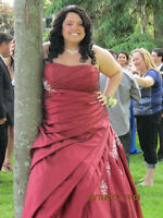 Prom dress size 22-24