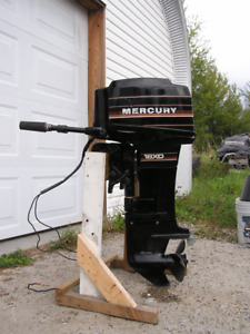 Mercury 18XD Electric Start Outboard Motor