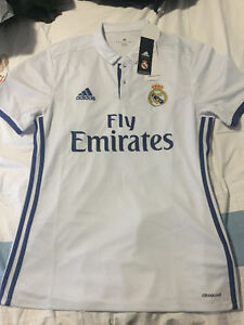 100% Authentic Sergio Ramos Jersey!!!!!!!