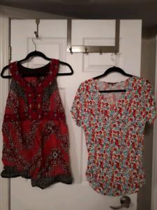 Maternity Clothes - tops/dresses