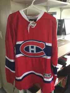 Montreal Canadiens Jersey XXL