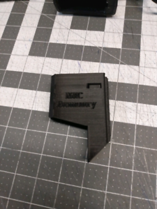Paintball tipx/zeta magfed adapter