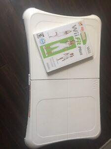 Wii fit board and game Kitchener / Waterloo Kitchener Area image 3
