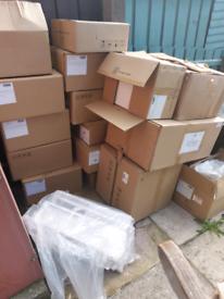 Massive resale joblot machine parts send me offers