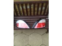 Astra h 5 door rear lights the pair vgc 07594145438