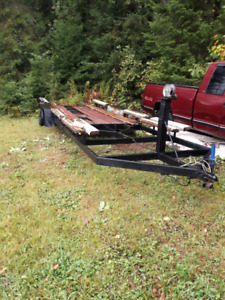 23ft trailer project