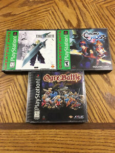 RARE PS1 GAMES *READ DESCRIPTION* London Ontario image 1