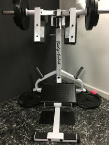 Leverage Squat Rack