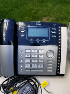 RCA Visys 2 line phone