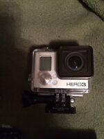 GoPro hero 3 (Black edition)