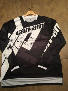 Can am riding jersey brand new