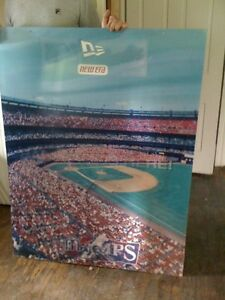 Baseball Champ 3D picture poster HUGE Moving lenticular London Ontario image 2