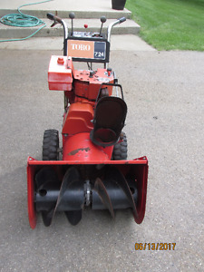 7HP Toro snowblower, Free Sears Table Saw