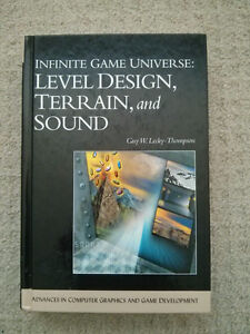 Infinite Game Universe: video game creating book