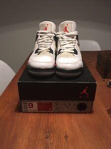 Jordan Cement 4 2012 size 9
