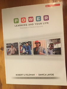 Power Learning & Your Life - 2nd Canadian Edition