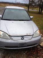 1999 Honda Civic DX Sedan